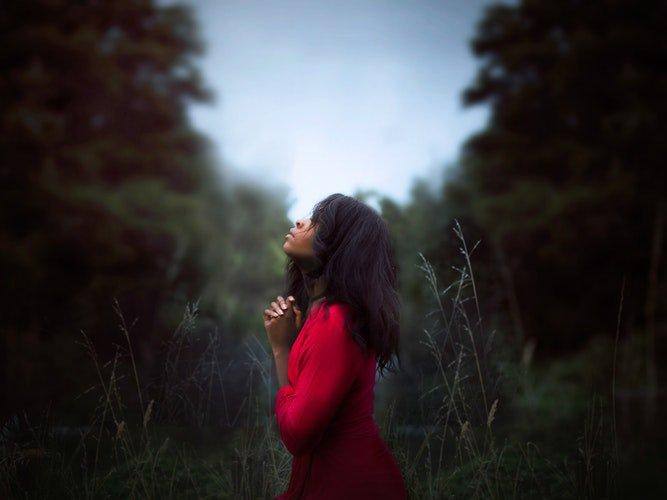 God Always Hears You