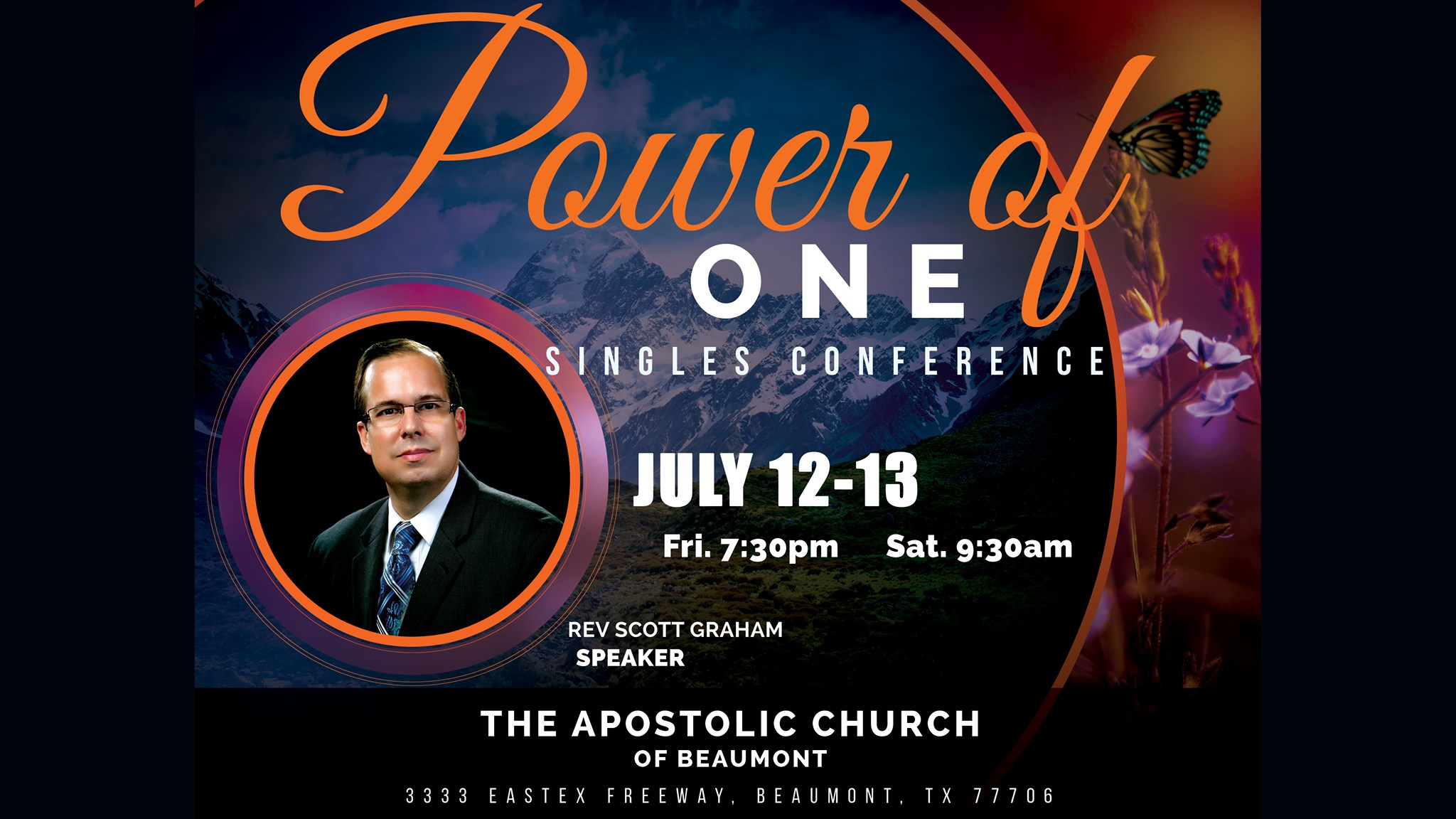 Apostolic pentecostal singles