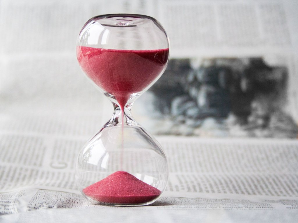 The Time Is Not Yet